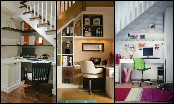 There's a lot more space under those stairs than you realize!