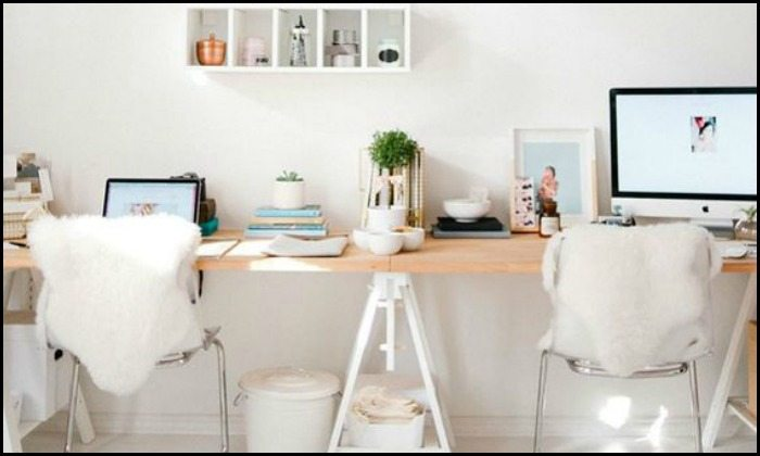 24 Creative Workspaces for Two! – The Home Office