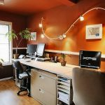 Home Office Lighting - Track Lights