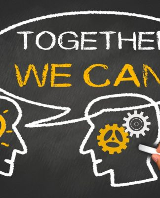Start-up mantra - together we can