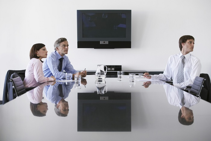 Many employees attend over 60 meetings a month.