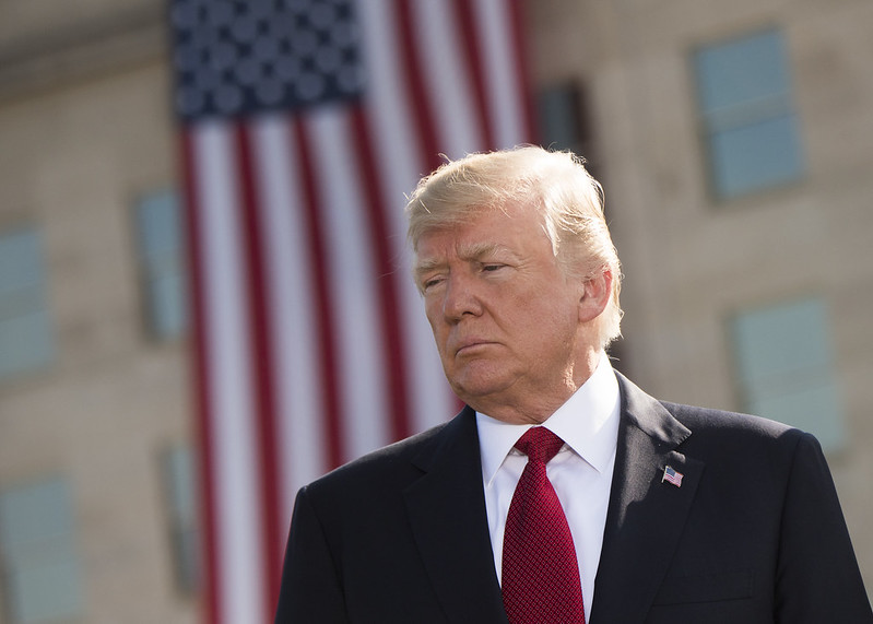 US President Donald Trump won office by tapping into frustration among working-class voters in traditional manufacturing states.