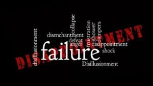 Five steps to avoid business failure