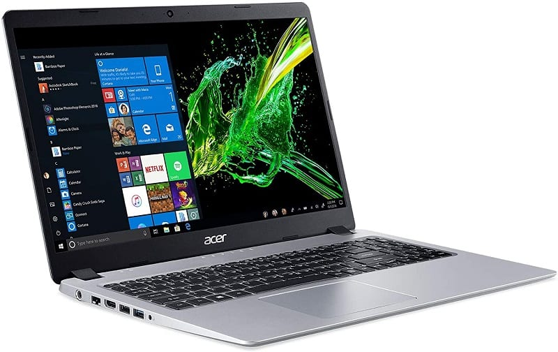 We like the budget-friendly Acer Aspire 5 A515-43-R19L.